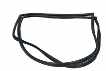 Burlete Magnetico 1620x585mm Pvc Negro Comersa, Difri, Tefcold