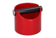 Depósito picamarro plástico rojo Ø120x100mm