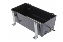 Bandeja evaporacion automatica 300x140x110mm  comersa