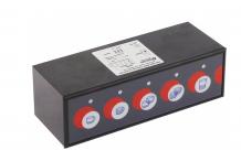 Botonera electronica roja m-990 con sonda Macfrin