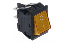 Interruptor Bipolar Naranja 10A 400V 0-1 oem