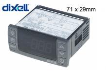 Termostato digital xr20c 8a 12v dixel