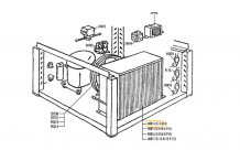 condensador hybrido e-12/m-12/p-12 flonasa