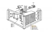 Condensador hybrido e-6/m-6/p-6 flonasa