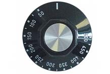 Mando termostato horno ego Ø6x4,6mm EGO