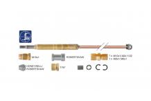 Juego de termopares universal SIT 11 piezas L 1200mm