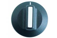 Pomo interruptor marca cero ø 42mm eje ø 6x4,6mm  OEM
