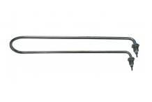 Resistencia 1500W 230V espirales 1 L 342mm Palux