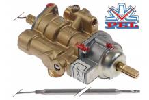 Grifo gas termostático pel 25st 100-300º horno