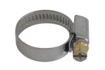 Abrazadera de tubo ø 8-12mm ancho 9mm UE 10 pzs DIN 3017