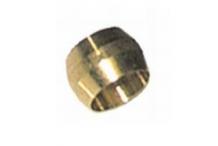 anillo cortante para tuboø 12mm L 9,5mm latón UE 1 pzs apto para PEL
