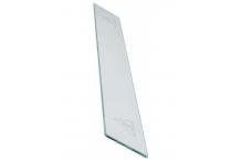 Vidrio l 725mm an 93mm espesor 6mm rectangular zanolli