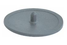 tapón ciego ø 50mm H 2,5mm EXPOBAR