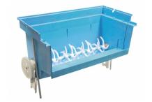 Deposito agua con turbina pulsar 65/85 itv