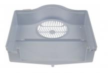 cubierta con cubeta para evaporador L 390mm  Mondial