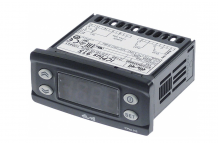 Controlador electrónico eliwell tipo icplus915 modelo icp22ji35000 medida de montaje 71x29mm