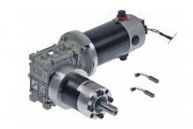 motorreductor TRANSTECNO tipo MCB34480190G8 70W 48V zanolli