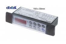 Termostato Digital 6 Relés 230V XW271L-5N0C0 Dixell