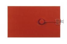Resistencia silicona 290x175mm c/klixon Alpeninox, Electrolux, Varios, Zanussi