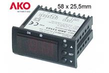 Termostato digital 230v 13123 ako
