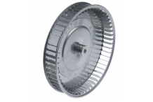 rodete ventilador D1 ø 240mm inoxtrend