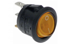 Interruptor Ambar Ø20mm 230V 4A 1NO Oztiryakiler