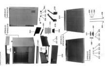 Tapa frontal inferior carroceria gs-4/2  jemi
