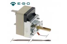 termóstato T máx 320°C margen de trabajo 50-320°C 1 polos 1NO 15A sonda ø 3mm sonda L 155mm