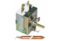 Termostato 0-120º capilar 1000mm bulbo 5