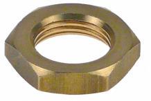 tuerca hexagonal rosca m18x1,5 h 6mm ec 26  La San Marco